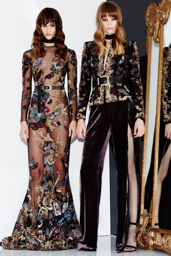 Zuhair Murad - ready to wear - Fall Winter 2016/2017 (FOTO)