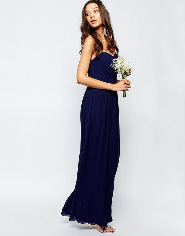 Studniówka last minute - przegląd sukienek maxi z Asos