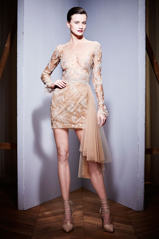 Zuhair Murad - ready to wear - jesień/zima 2015/2016 (FOTO)