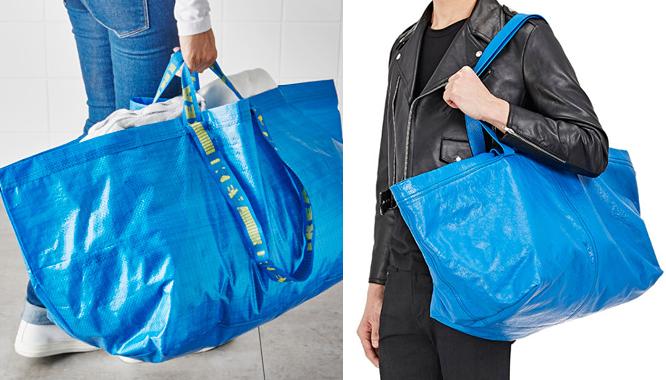 Czym różnią się te torby? Przede wszystkim... ceną!