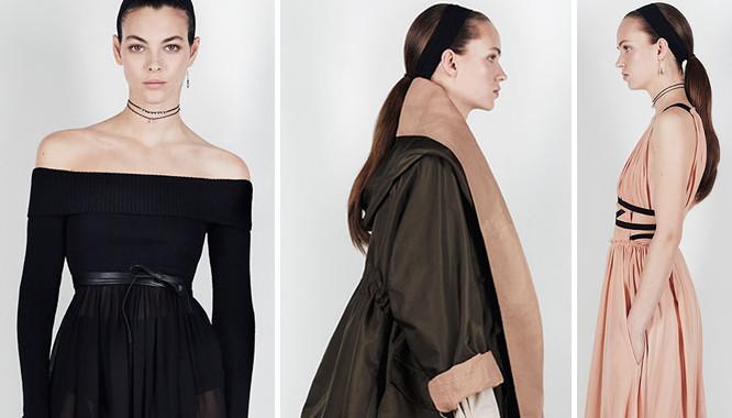 Katalog kolekcji Zara Studio na wiosnę 2017