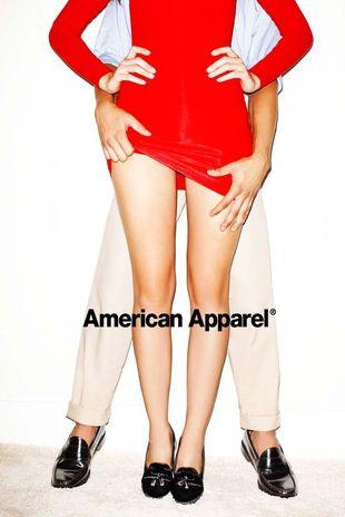 American Apparel znów szokuje (FOTO)