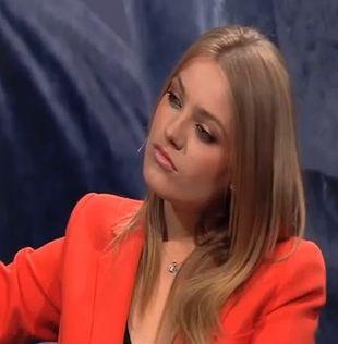 Ania Jagodzińska u Kuby Wojewódzkiego (VIDEO)