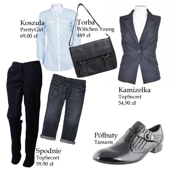 Pobaw się modą: męsko-kobiecy zestaw