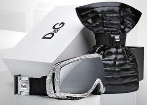 Gogle narciarskie od Dolce&Gabbana (FOTO)