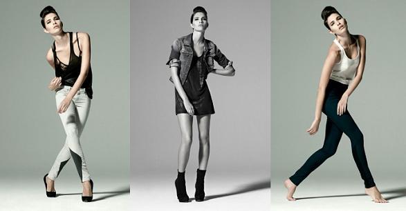 Victoria Beckham powraca z dżinsami