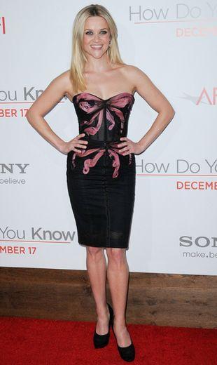 Reese Witherspoon w sukni Zaca Posena (FOTO)