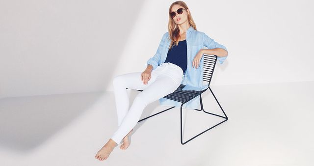Massimo Dutti Breeze of Summer - Marynarskie akcenty na lato 2016