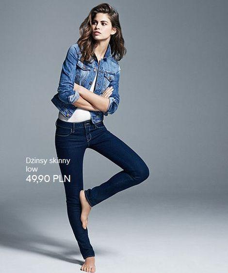 Jeansowe nowości H&M – propozycje stylizacji