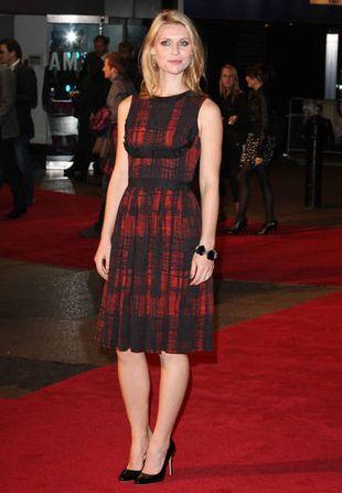 Claire Danes w sukience Prady (FOTO)