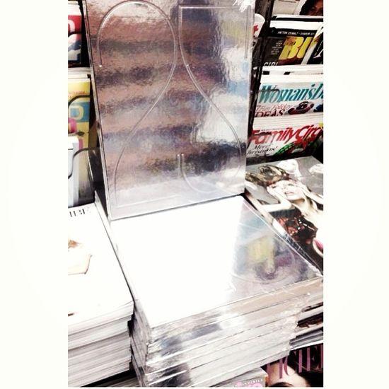 Ile kosztuje egzemplarz magazynu Anji Rubik?