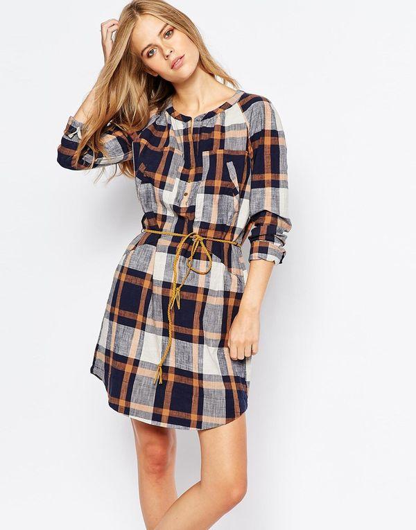 Asos - sukienki idealne na jesień (FOTO)