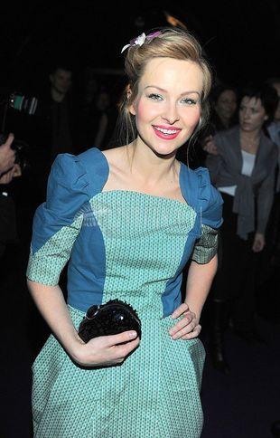 Marieta Żukowska w mini - sukience