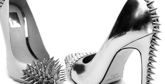 Zabójcze buty TopShop
