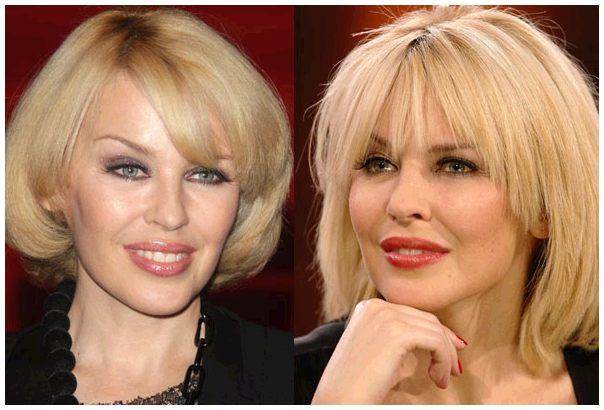 Nowa fryzura Kylie Minogue