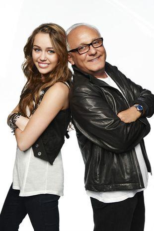 Miley Cyrus i Max Azria projektują razem
