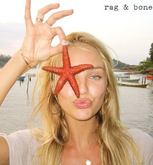 Candice Swanepoel bez makijażu (FOTO)