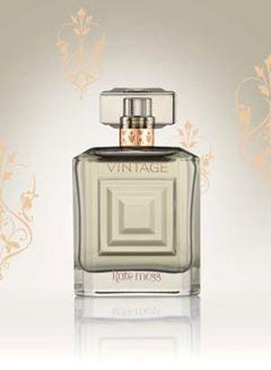 Kate Moss bęzie miała nowy zapach: Vintage
