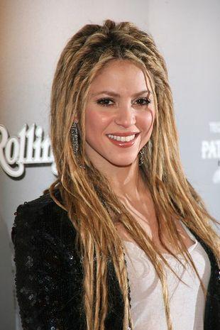 Shakira w quasi-dredach