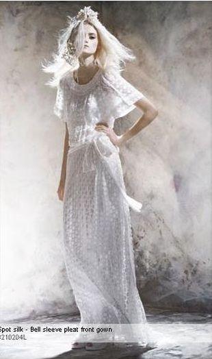 Suknie ślubne od Collette Dinnigan