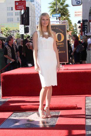 Gwyneth Paltrow w sukience Monique Lhuillier (FOTO)