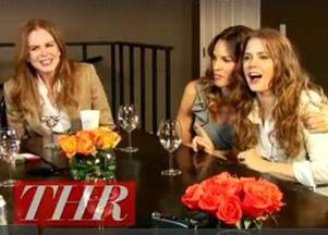 Filmy z aktorkami przy okrągłym stole (FOTO)