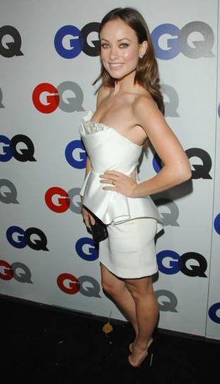Olivia Wilde w sukni ślubnej