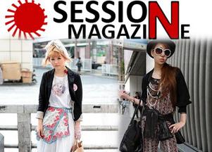 japońska moda uliczna