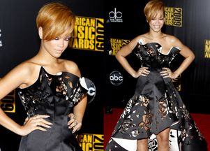 Rihanna w różach od Marchesy