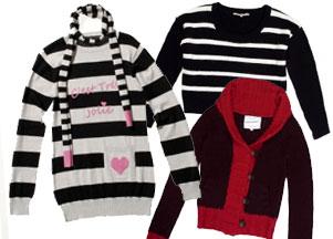 C&A - swetry  - jesień/zima 2009/2010