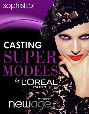 Anna Jagodzińska twarzą konkursu dla modelek