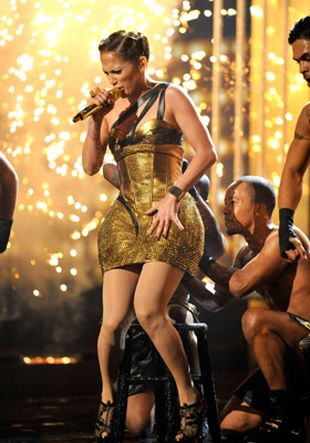 Jennifer Lopez i jej Louboutiny