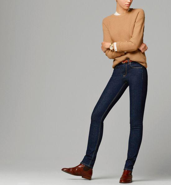 Eleganckie jeansy na jesień od Massimo Dutti (FOTO)