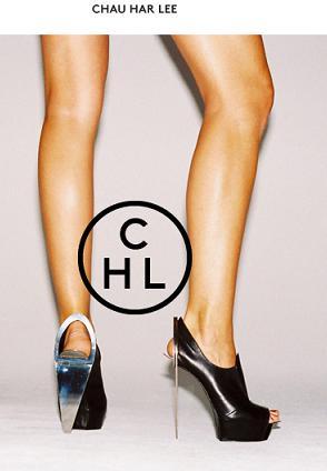 Kolejne niesamowite buty od Chau Har Lee
