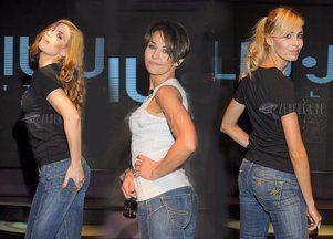 Celebrytki w roli modelek (FOTO)