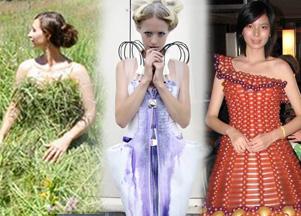 Najdziwniejsze sukienki świata (FOTO)