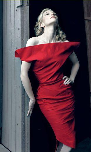 """Cate Blanchett w """"Vanity Fair"""""""