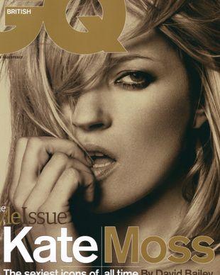Kate Moss najseksowniejszą ikoną wszech czasów