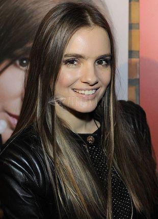 Marysia Niklińska w Versace dla H&M
