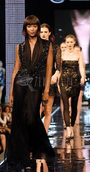 Naomi Campbell twarzą Dolce&Gabbana