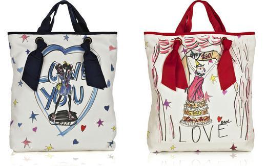 Jubileuszowe torby od Lanvin