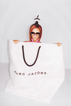 Victoria Beckham dla Marca Jacobsa