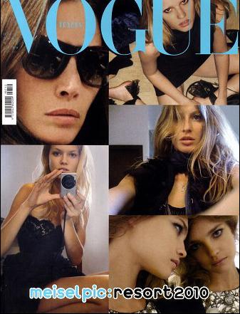 Vogue inspiruje się Twitterem