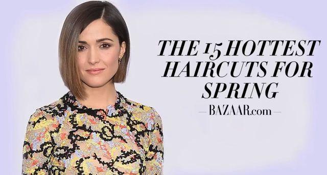 Najmodniejsze fryzury na wiosnę wg Harper's Baazar