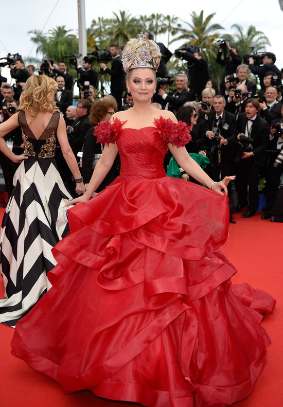 Cannes 2014 - przegląd kreacji