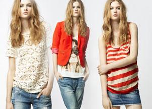 Zara TRF - kwiecień 2011