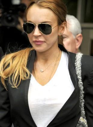 Lindsay Lohan będzie projektować obuwie - zobaczcie szkice