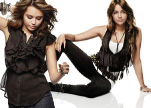Miley Cyrus & Max Azria (FOTO)