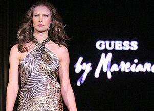 Pokaz mody Guess (FOTO)