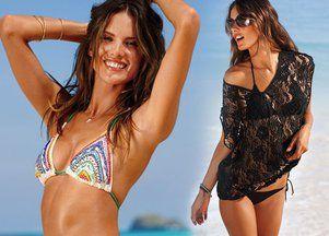 Alessandra Ambrosio w letniej kampanii Victoria's Secret